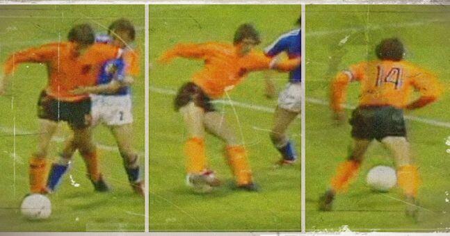 Cruyff turn