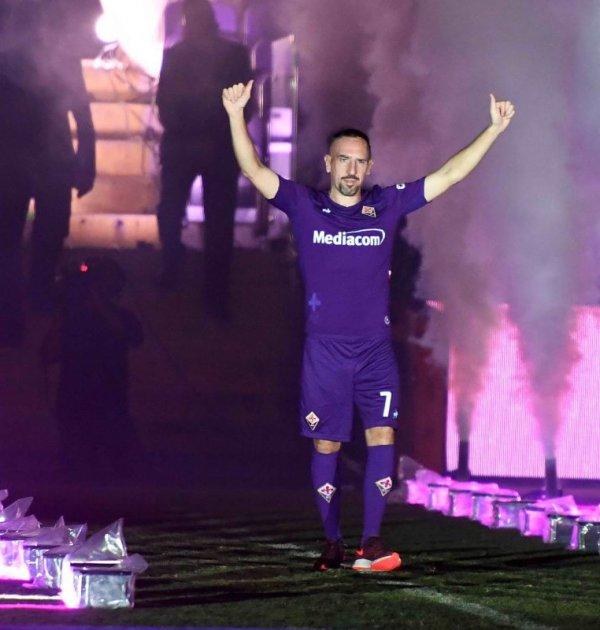 Ribéry Fiorentina