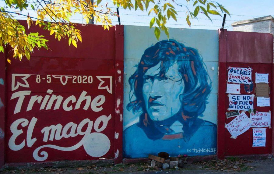 El trinche murales