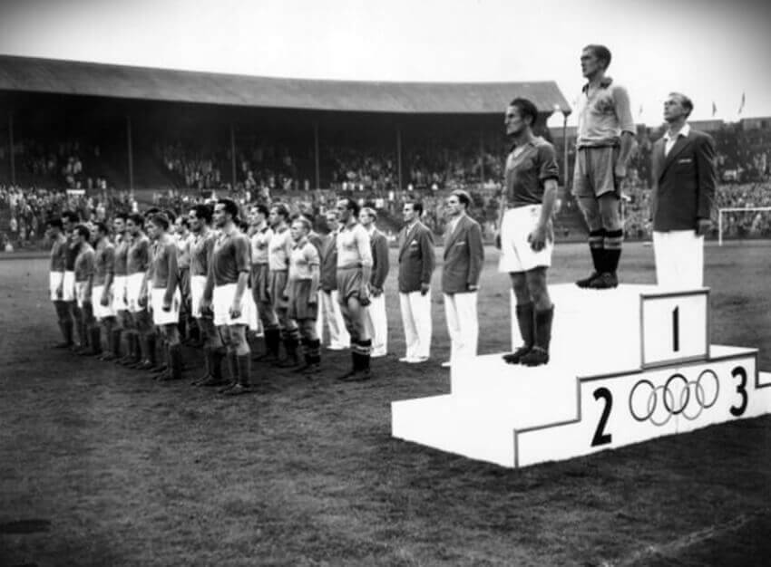 Svezia Olimpiadi 1948