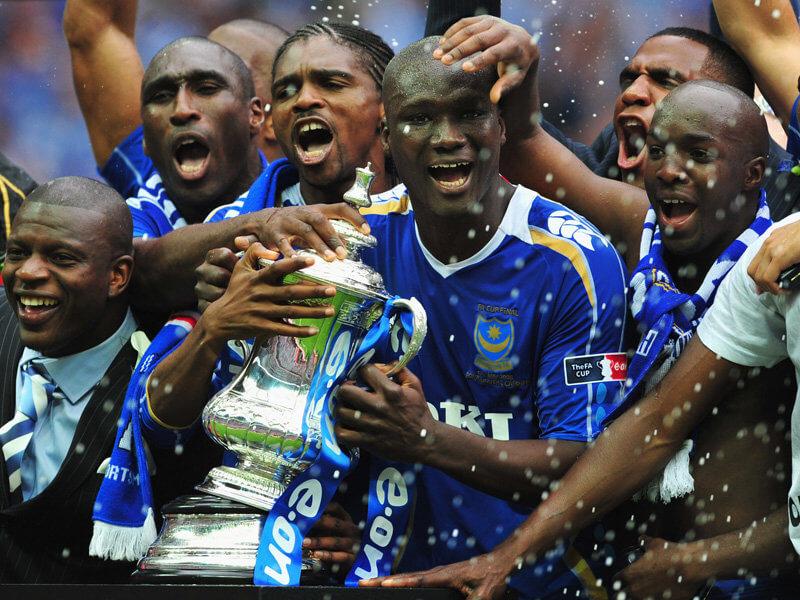 Portsmouth FC vince la FA Cup,