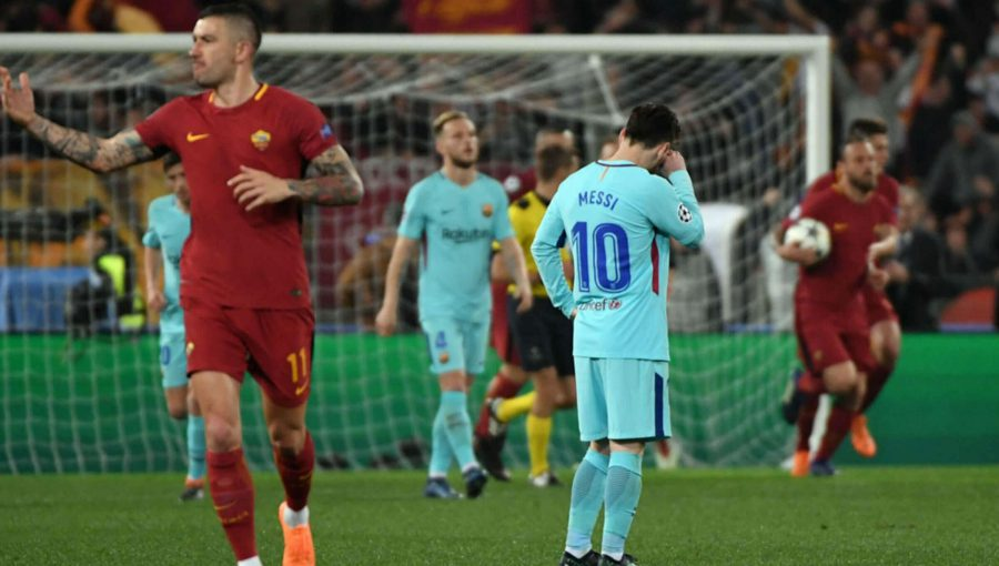 Barcellona-Roma