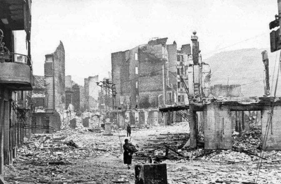 Euzkadi | Il bombardamento di Guernica