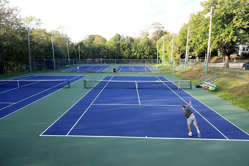 tennis pubblico