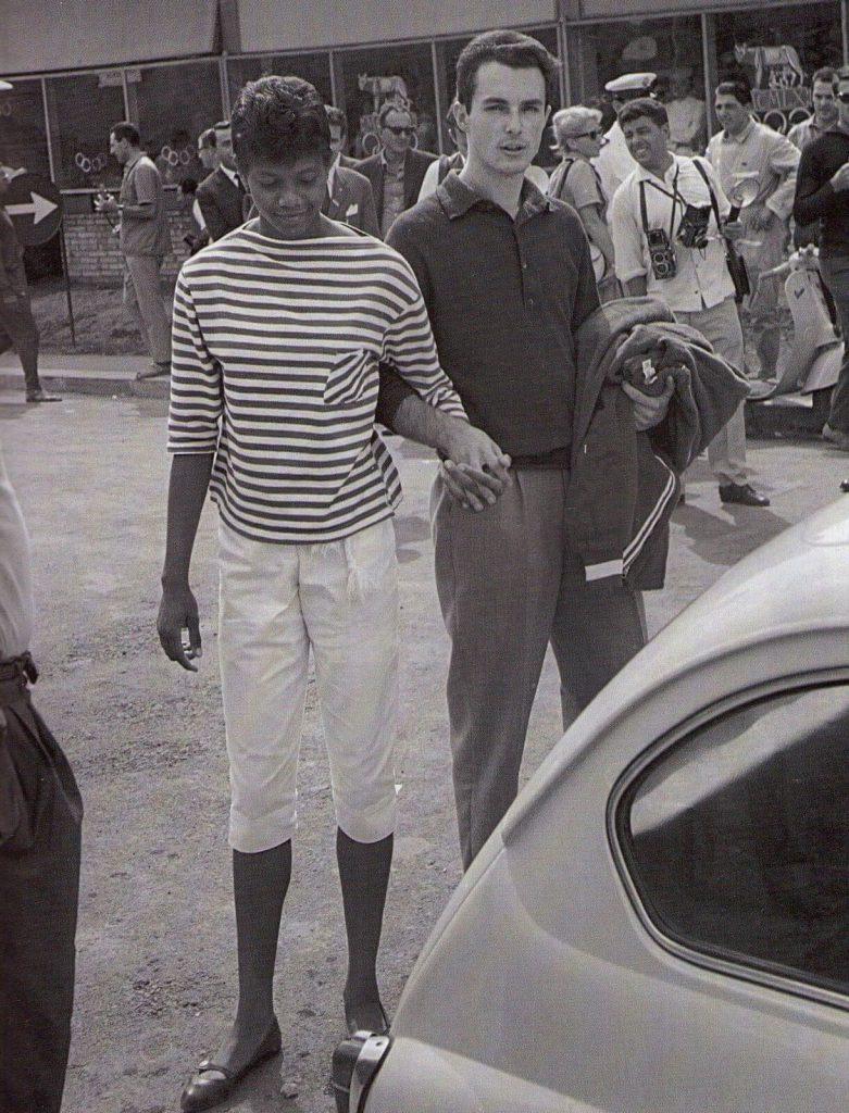 Wilma Rudolph berruti