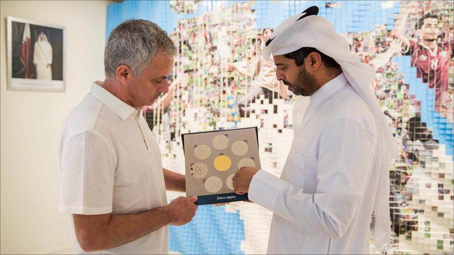 mourinho qatar