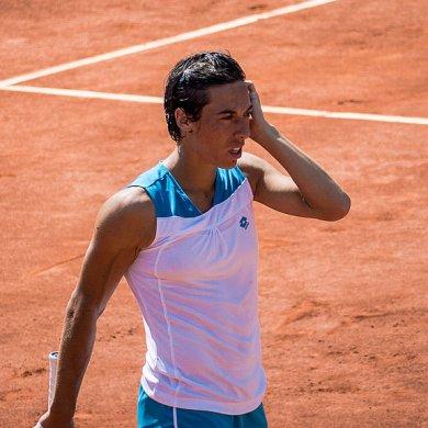 Francesca Schiavone Roland Garros