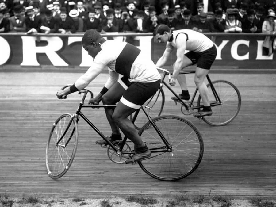 Marshall Taylor e Léon Hourlier