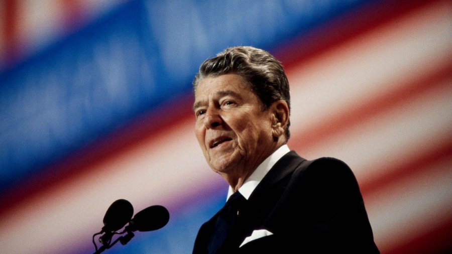 Ronald Reagan (1)