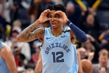Memphis Grizzlies 2020