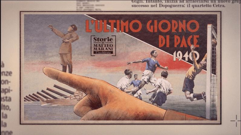 1940, l'ultimo giorno di pace
