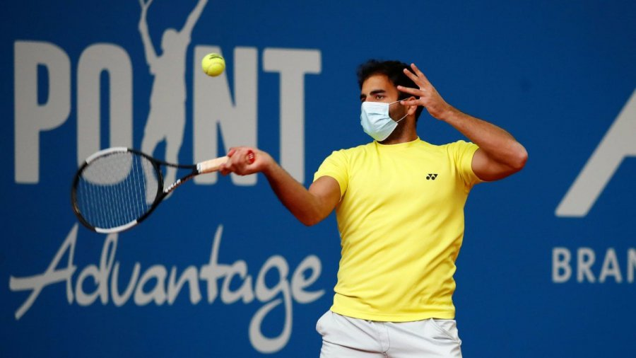 tennis covid