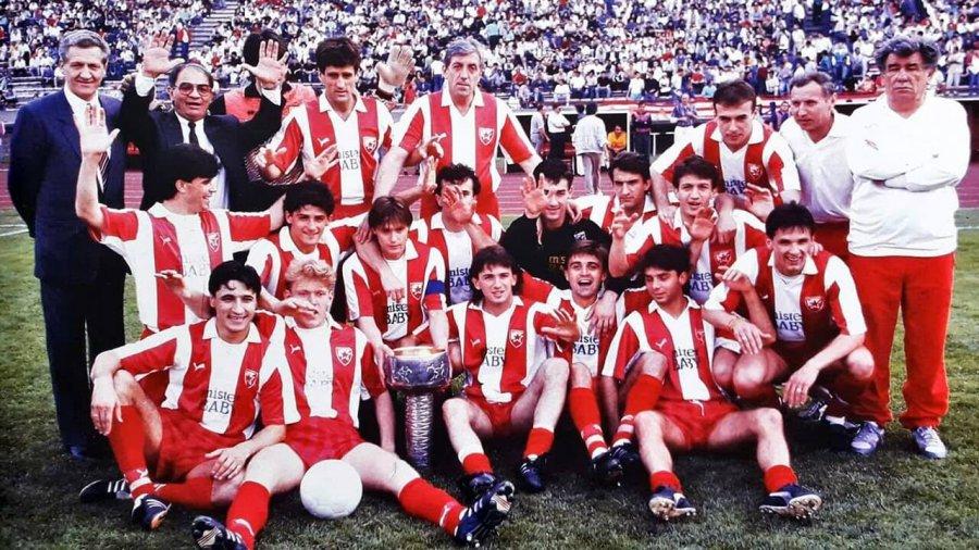 Stella Rossa 1989_90