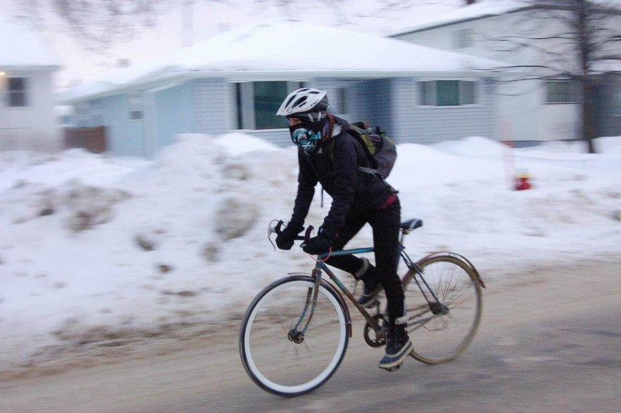 accessori bici freddo