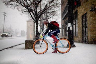 accessori bici inverno