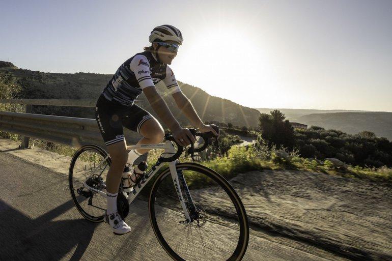 allenamento bici