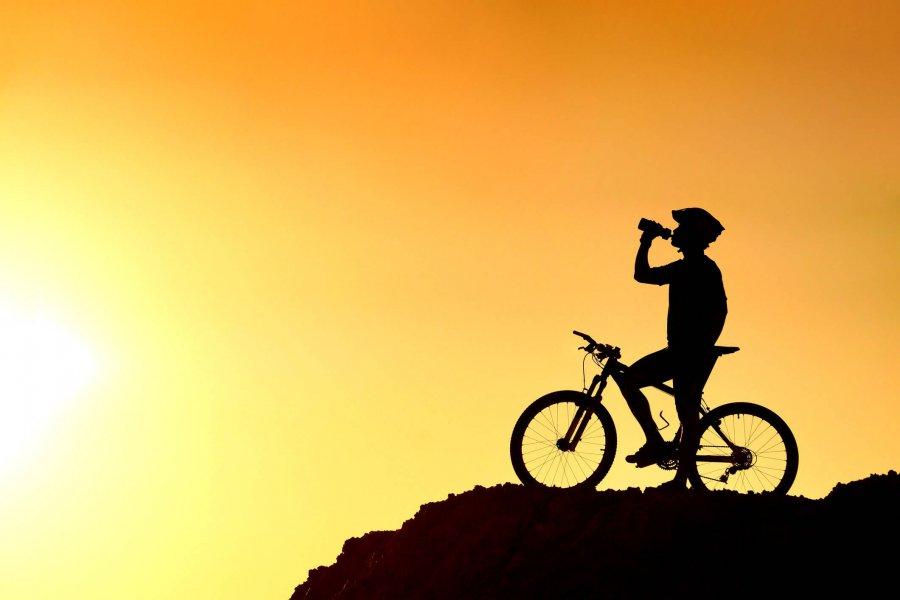 gel isotonici ciclista