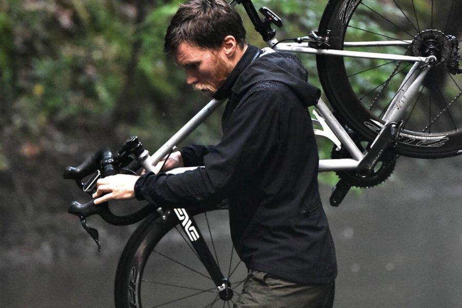 giacca bici