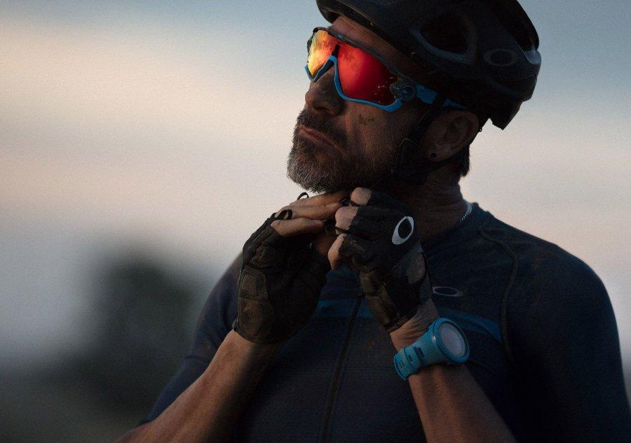 occhiali bici
