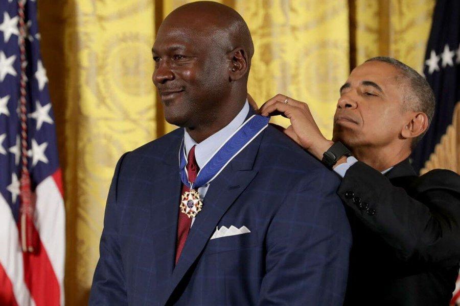 Jordan-Obama