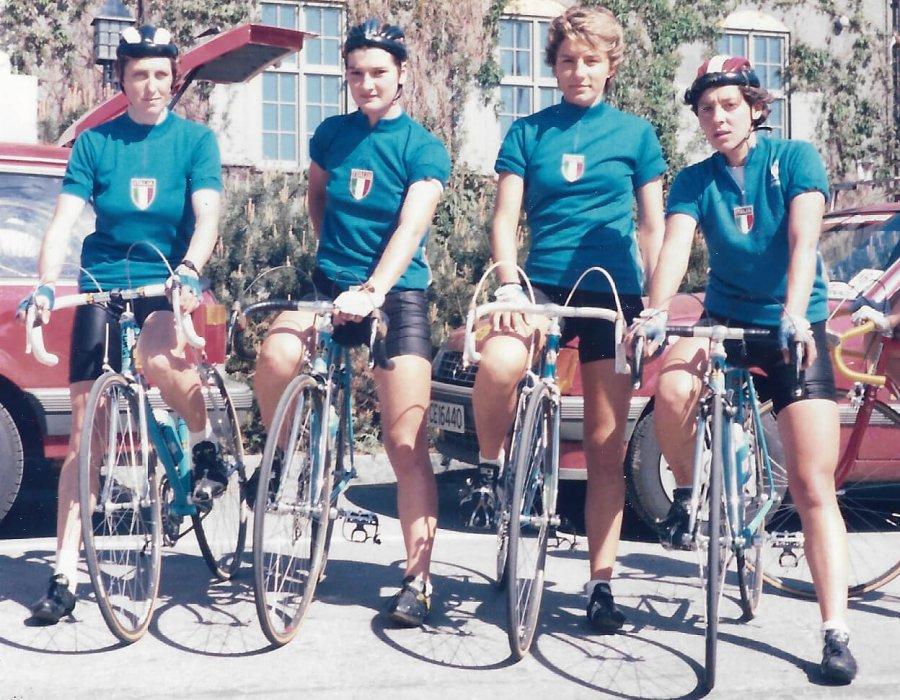 1985-le-azzurre-ag-Giro-di-Norvegia-foto-concessa-da-Mara-Mosole