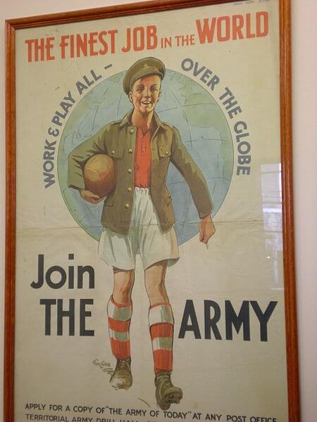 poster Prima Guerra Mondiale