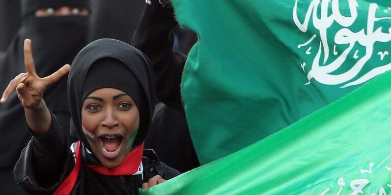arabia saudita calcio femminile