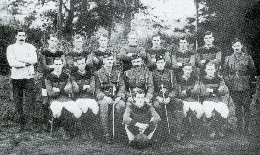 Il battaglione McCrae