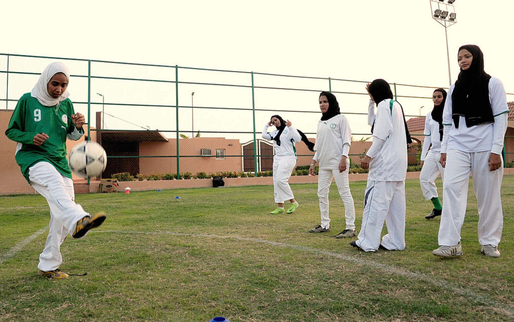 arabia saudita calcio femminile (1)