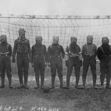 calcio prima guerra mondiale