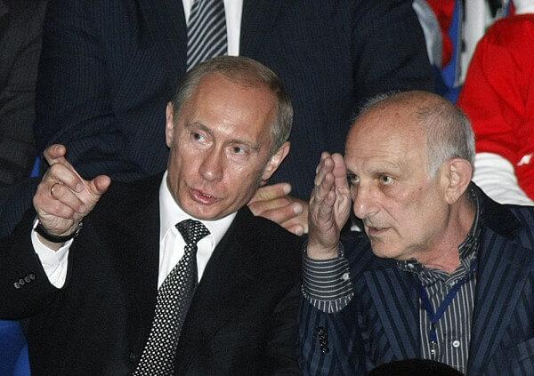 Anatoly Rakhlin Putin
