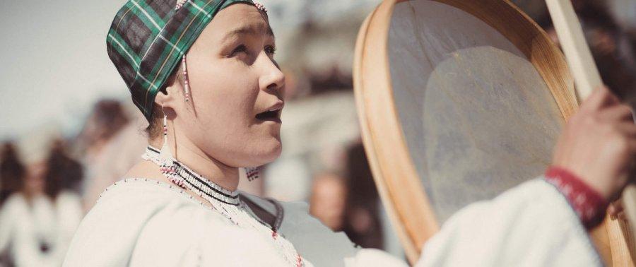 rituale groenlandese