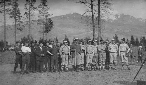Arthur Conan Doyle baseball