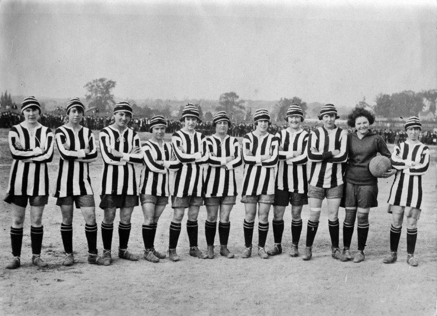 Dick, Kerr's Ladies Football Club