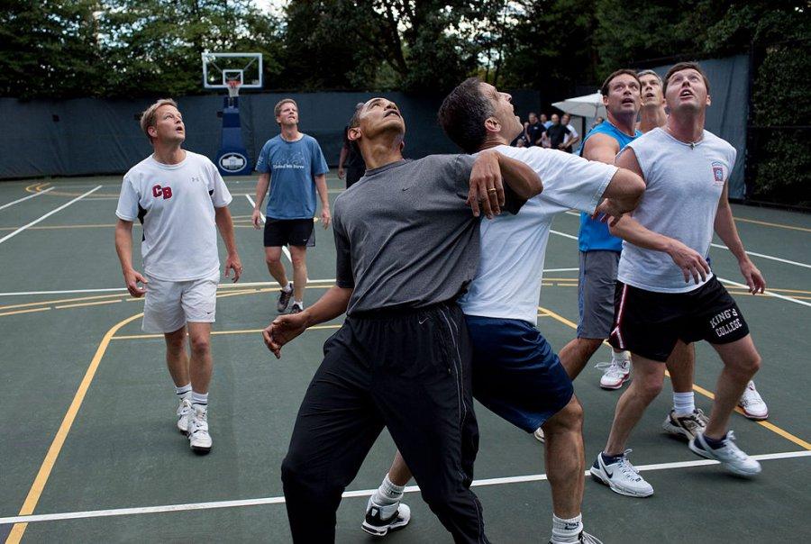 barack obama basket