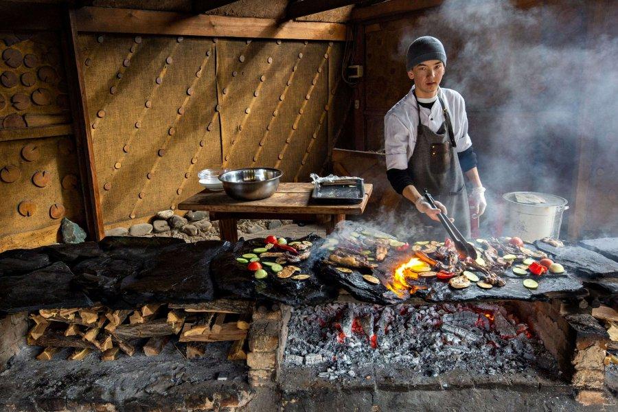Bishkek cibo